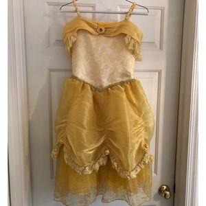 Disney's Belle Costume Dress w/ Matching Headband